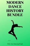 Modern Dance History Bundle