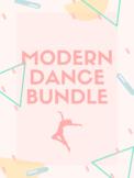 Modern Dance Bundle