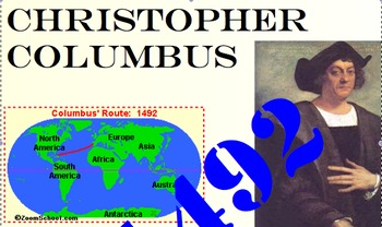 Modern-Day Christopher Columbus Interactive Play