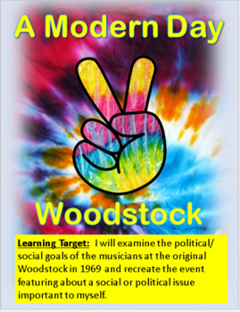 Modern Day Woodstock - Music With a Message
