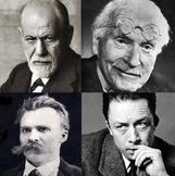 Modern European Thinkers Handout (Freud, Jung, Nietzsche, Camus)