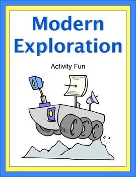 Modern Exploration Activity Fun