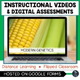 Modern Genetics Instructional Videos & Quizzes - Distance