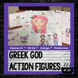 Mythology: Greek gods Action Figure and Character Analysis