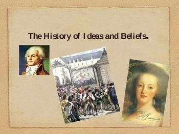 Modern History - Intro presentation