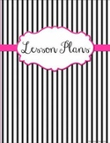 Modern Lesson Plans Book Cover