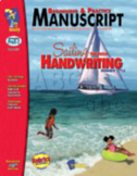 Modern Manuscript Style Beginning & Practice Big Book Bundle Gr. PK-2