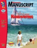 Modern Manuscript Beginning Workbook Grades PreK-2