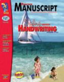 Modern Manuscript Practice Workbook Grades PreK-2