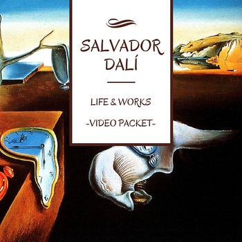 Modern Masters: Salvador Dali Documentary Viewing Guide