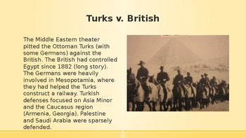 Modern Middle East History Lesson 2/14: The Betrayal of the Arabs