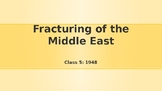 Modern Middle East History Lesson 5/14: 1948