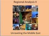 Modern Middle East Lectures: Explores all peoples, culture