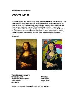 Modern Mona