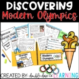 Modern Olympics Research unit with PowerPoint