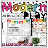 Modern Play Classroom Decor Bundle