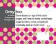 Modern Popstar, Fresh & Fun Clip Art, Borders & Backgrounds – Easy Printing
