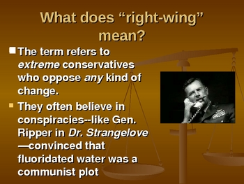 Modern Right-Wing Extremism