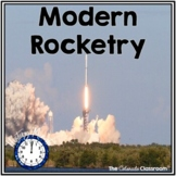 Modern Rocketry - New Space - Elon Musk  History Minute Cr
