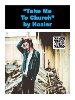 Modern Song Literary Analysis Lesson Take Me To Church By Hozier