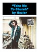 """Modern Song Literary Analysis: """"Take Me To Church"""""""