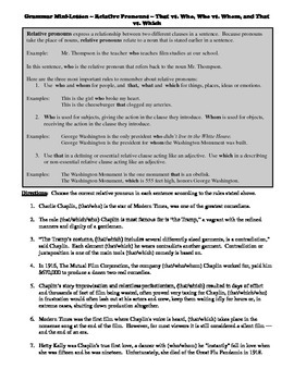 Modern Times Film (1936) Study Guide Movie Packet