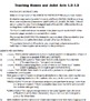 Modern Translation Webquest for Romeo + Juliet 1.2-1.3 (Common Core)