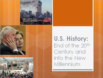 Modern U.S. History: From Reagan to September 11 Lesson