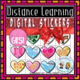 Modern Valentine Digital Stickers with GIFs   Secondary  