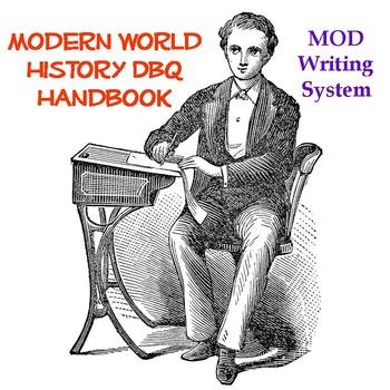 Modern World History DBQ Handbook (MOD Writing System)
