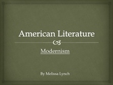 Modernism - American Literary Movement Series, part VII