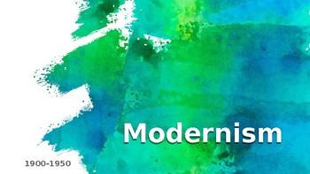 Modernism PPT