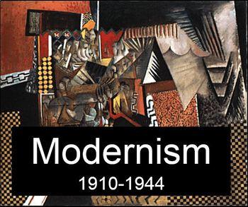 Modernism in American Literature