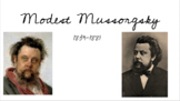 Modest Mussorgsky Composer Self Grading Google Forms Distance Learning