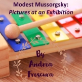 Modest Mussorgsky: Pictures at an Exhibition Composer Unit