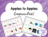 Modified Apples To Apples: Companion Pack