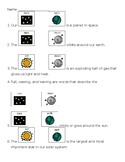 Modified Astronomy Assessment