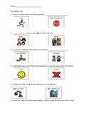 Modified Fire Safety Quiz