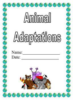 Modified Life Science/Biology Curriculum: Animal Adaptatio