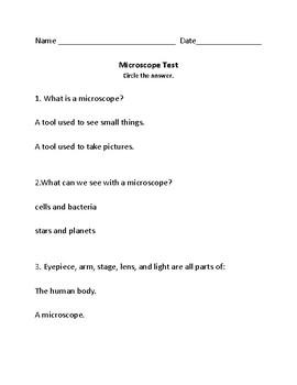 Modified Materials: Microscopes