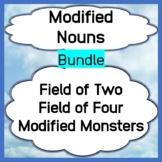 Modified Nouns - Bundle - Expressive and Receptive Language