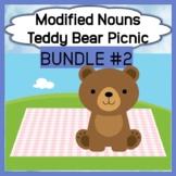 Modified Nouns - Bundle Two - Teddy Bear Picnic - Download