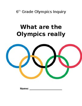 Modified Olympics Inquiry