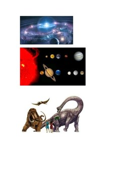 Modified Reading Street 3rd grade U3W3 Seeing Stars Vocabulary Visuals