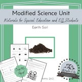 Modified Science Unit: Earth Soil