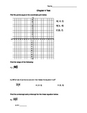 Modified graphing for Special Education; differentiated slope and plotting