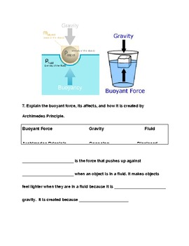ModifiedStates of Matter Study Guide