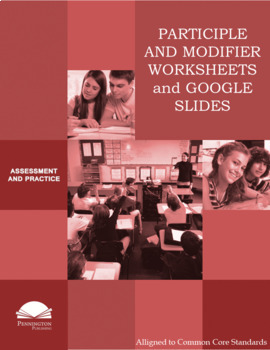 Modifier (Participle, Comparative, and Superlative) Worksheets
