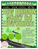 Modifying the Environment Activity