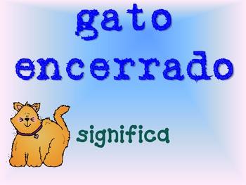 Spanish Idioms (Modismos)